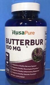 NusaPure Butterbur 100mg