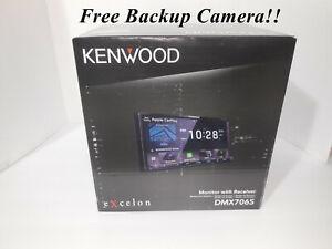 "Jeep Wrangler 2007-2018 JK Kenwood Excelon DMX706S 6.95"" Apple CarPlay Android"