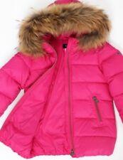 EDDIE PEN Daunen Mantel 12/152 Alores Wi 17/18 Pink NEU!!!