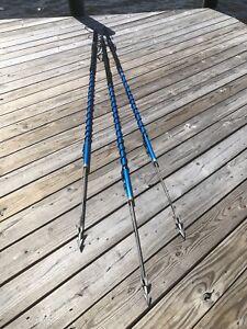 "Tuna Shark Marlin Swordfish Offshore Fish Fishing Harpoon 9ft 5"" Dart Shaft Qty1"