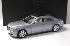 1:18 Kyosho Rolls Royce Ghost 2011 Jubilee silver NEW bei PREMIUM-MODELCARS