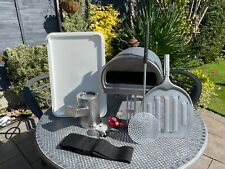 Gozney Roccbox Pizza Oven with Free Unused Wood Burner worth £100 & More Extras