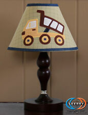 Baby Boy Constructor Lamp Shade Without Base By Geenny