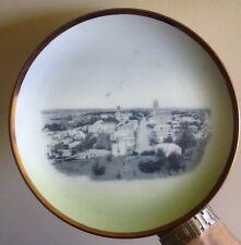 1900s HAMILTON BERMUDA PLATE, H. J. TUCKER, REID STREET, RIDGWAYS, ENGLAND