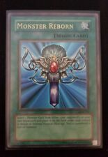 Monster reborn LOB-118 NM/M unlimited edition