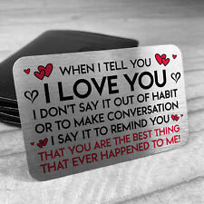 Special Birthday Anniversary Valentines Day Gift For Husband Wife Gift For Him