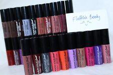 NYX Mini Liquid Suede Cream Lipstick 1.6ml BRAND NEW 30 Shades *100% GENUINE*