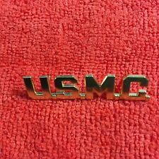 U S M C Hat Pin
