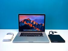 "MacBook Pro 15"" Retina / QUAD Core i7 / 16GB / 512GB+ Storage / 3 Year Warranty!"