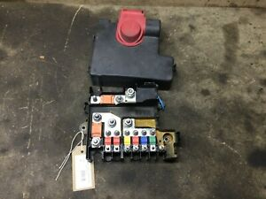 Iveco Daily 2.3 2015-On Engine Bay Circuit Breaker 5801585977 (S187)