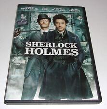 Sherlock Holmes DVD 2010 Widescreen Robert Downey Jr Jude Law Rachel McAdams