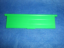 3501 Ersatzteil für den Anhänger grüne Heckklappe Klappe unbespielt top