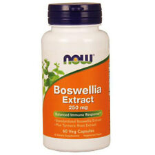 Boswellia Extract 60 Caps 250 mg by Now Foods