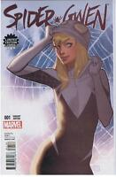 Marvel Spider Gwen 1 Limited Edition Comix Variant Edition