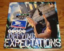 Original 2001 Oldsmobile Bravada Sales Brochure Box Set Mailer 01