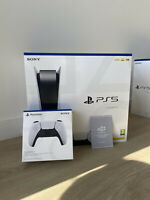 Sony PlayStation 5 Disc Console w/ Extra Controller ✅ *BRAND NEW & FREE SHIP*📈