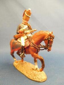 Del Prado NC035 British King's Light Dragoons Trooper 1812 - RETIRED - Very Fine