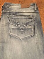 Vigoss Boot denim womens jeans size 9 (lb2)