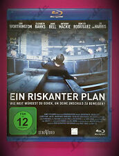 Ein riskanter Plan (Verleihversion) [Blu-ray]