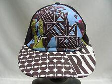 RUSTY - SURFING - ADJUSTABLE SNAPBACK BALL CAP HAT!