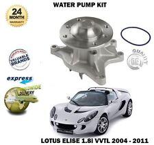 für Lotus Elise 1.8i VVTL R SC 190bhp 192bhp 2004-2011 NEU WASSERPUMPE SET