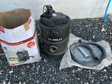 Double Chamber Ash Vac cleaning ash fireplaces bbq's etc lot BSE040420T