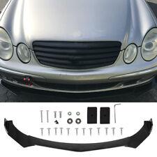 Auto Frontspoilerlippe Frontlippe für Mercedes Benz E-KLASSE A-KLASSE Universal