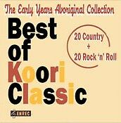 BEST OF KOORI CLASSICS New DOUBLE CD -  40 Tracks Roger Knox, Vic Simms etc.