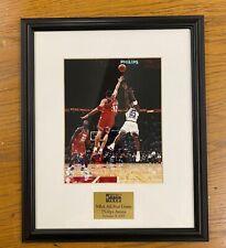Michael Jordan 16x14 Custom Matted & Framed Photo 2003 All Star Game 1/1