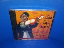 When the Rabbi Danced: Songs of Jewish Life Robert De Cormier CD - BRAND NEW!