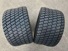 2 - 20x10.50-8 6P OTR GrassMaster Tires Turf Master PAIR 20x10.5-8 20/10.50-8