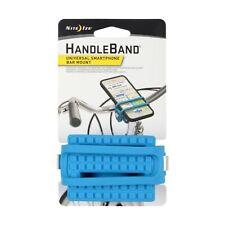 Nite Ize HandleBand Blue Universal Smartphone Bike Bar Mount Phone (2-Pack)
