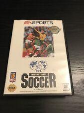 Sega Genesis FIFA International Soccer (Complete)
