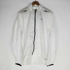 Pearl Izumi Cycling Jacket Mens Sz XL Sport P.R.O BARRIER White Bike Bicycle NEW