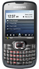 Samsung Omniapro Gt-B7330 Black Unlocked Quadband Camera,Full Keyboard Gsm Phone
