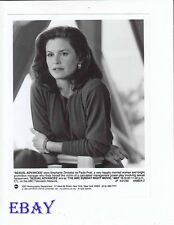 Stephanie Zimbalist Vintage Photo Sexual Advances