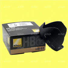 Genuine Nikon HB-63 Lens Hood for AF-S 24-85mm f/3.5-4.5G ED VR