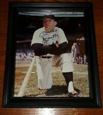 Mickey Mantle ~ New York Yankees ~  Signed / Autographed 8x10 ~ 500 HR Show 1988