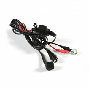Cable cordon batterie centrale moto Gants chauffant