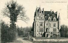 Carte Château de Nédo en PLAUDREN