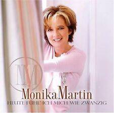 Monika Martin Heute fühl' ich mich wie zwanzig (2006) [CD]