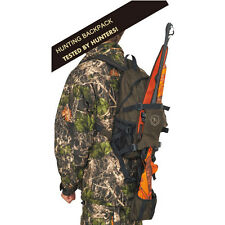 Tourbon Hunting Backpack Gun Slip Rifle Hold Carry Daypack Bag Tactical Military