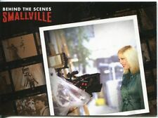Smallville Seasons 7-10 Behind The Scenes Chase Card BTS9