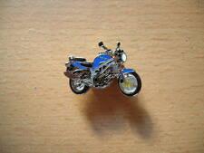 Pin Anstecker Suzuki SV 650 SV650 N blau Motorrad 0733