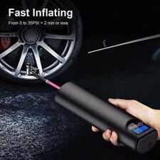 12V Portable Wireless Air pump Air electric tire inflator car bicycle auto car A