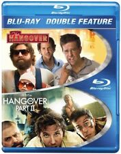 The Hangover / The Hangover Part II [New Blu-ray] 2 Pack