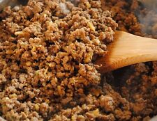 Redwicks Freeze Dried Beef taco meat Crumbles prepping hiking emergency