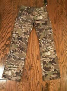 Under Armour Women's Storm Hunting Camo Pants 1254097-940 CHOOSE SIZE NWT $79.99