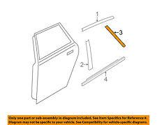 MAZDA OEM 10-13 3 Exterior-Rear-Applique Window Trim Right BBN9508V6