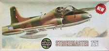 Airfix 1:72 B.A.C. Strikemaster. Vintage but very good. Kit Nr. 02044-6.